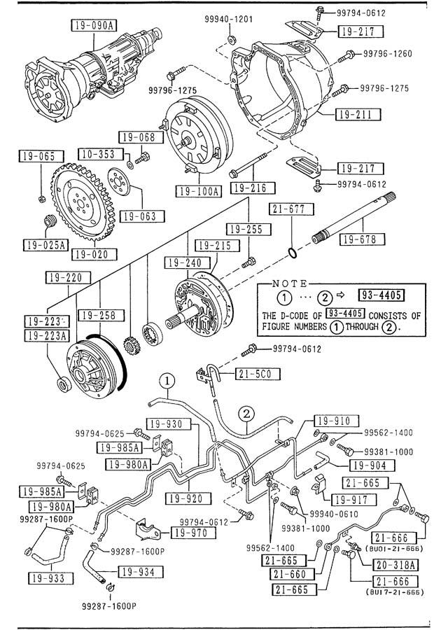 mazda miata automatic transmission torque converter  oil