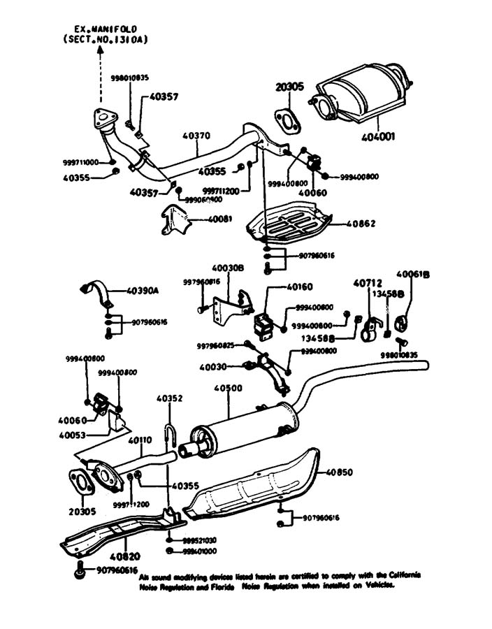 1990 Mazda B2200 Engine Diagram. . Wiring Diagrams Instructions